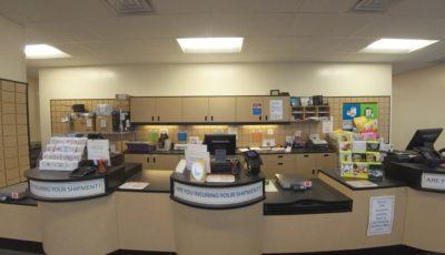 The UPS Store 3D Model