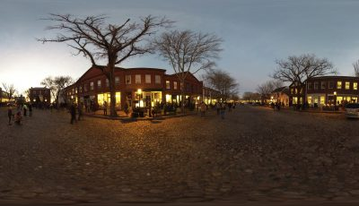 Nantucket Tree Lighting