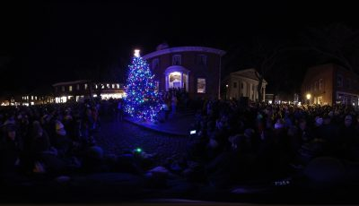 Video of Christmas Tree Lighting