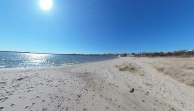 Quidnet Beach 3D Model